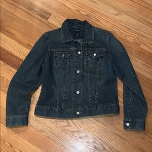GAP Vintage Stretch Jean Jacket